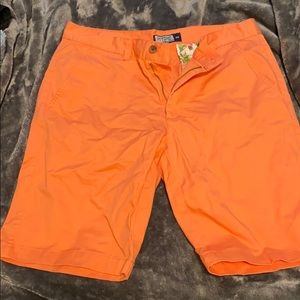 Bright colored men shorts